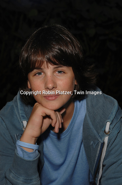 Mick Hazen photographed in a studio on October 27, 2007....Photo by Robin Platzer, Twin Images....212-935-0770
