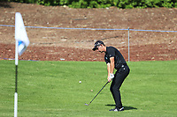 Lucas Herbert (NZL) on the 13th during the 1st round of the DP World Tour Championship, Jumeirah Golf Estates, Dubai, United Arab Emirates. 15/11/2018<br /> Picture: Golffile | Fran Caffrey<br /> <br /> <br /> All photo usage must carry mandatory copyright credit (&copy; Golffile | Fran Caffrey)