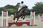 Class 7. Unaffiliated Showjumping. Brook Farm Training Centre. Essex. 10/06/2018. ~ MANDATORY Credit Garry Bowden/Sportinpictures - NO UNAUTHORISED USE - 07837 394578