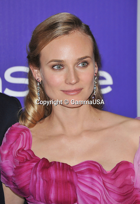 Diane Kruger _346  -<br /> 2010 Golden Globes In Style Warner Party  at the Beverly Hilton Hotel In Los Angeles.