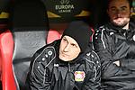08.11.2018, BayArena, Leverkusen, Europaleque, Vorrunde, GER, UEFA EL, Bayer 04 Leverkusen (GER) vs. FC Zuerich (SUI),<br />  <br /> DFL regulations prohibit any use of photographs as image sequences and/or quasi-video<br /> <br /> im Bild / picture shows: <br /> Heiko Herrlich Trainer (Bayer Leverkusen),<br /> <br /> Foto &copy; nordphoto / Meuter<br /> <br /> <br /> <br /> Foto &copy; nordphoto / Meuter