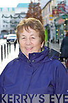 Nancy Hegraty Killarney 'A job is a job, I think Killarney would be a very poor place without Liebherr, its a well paid job, they skill people and I think for once the workers should back down'.