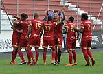 Rionegro venció 2-1 a La Equidad. Fecha 10 Liga Águila I-2018.