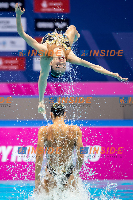 Team GRE Greece<br /> London, Queen Elizabeth II Olympic Park Pool <br /> LEN 2016 European Aquatics Elite Championships <br /> Team Technical final<br /> Day 01 09-05-2016<br /> Photo Giorgio Scala/Deepbluemedia/Insidefoto