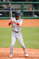 19 August 2007: Second Base #66 Yamato Maeda is seen at bat during the Japan 4-3 victory over France in the Good Luck Beijing International baseball tournament (olympic test event) at the Wukesong Baseball Field in Beijing, China.