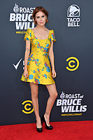 LOS ANGELES, CA - July 14, 2018: Tallulah Willis at the Comedy Central Roast of Bruce Willis at the Hollywood Palladium<br /> Picture: Paul Smith/Featureflash.com