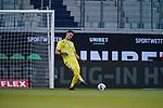 Jiri Pavlenka (Werder Bremen #01)<br /> <br /> <br /> Sport: nphgm001: Fussball: 1. Bundesliga: Saison 19/20: Relegation 02; 1.FC Heidenheim vs SV Werder Bremen - 06.07.2020<br /> <br /> Foto: gumzmedia/nordphoto/POOL <br /> <br /> DFL regulations prohibit any use of photographs as image sequences and/or quasi-video.<br /> EDITORIAL USE ONLY<br /> National and international News-Agencies OUT.