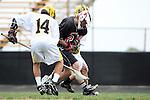 Palos Verdes, CA 04/14/09 -  Erik Trelenberg (PV#2) and Jin Matsumoto (Peninsula #14)
