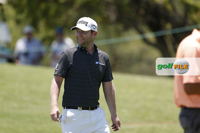 Brandon Grace (RSA) during the 3rd round of the Alfred Dunhill Championship, Leopard Creek Golf Club, Malelane, South Africa. 15/12/2018<br /> Picture: Golffile | Tyrone Winfield<br /> <br /> <br /> All photo usage must carry mandatory copyright credit (&copy; Golffile | Tyrone Winfield)