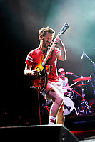 LONDON, ENGLAND - OCTOBER 4: Vulfpeck performing at Brixton Academy on October 4, 2018 in London, England.<br /> CAP/MAR<br /> &copy;MAR/Capital Pictures