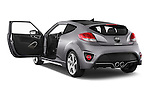 Car images of2015 Hyundai Veloster Turbo 3 Door Hatchback Doors