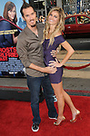 Marisa Miller & husband at The Warner Brothers' Pictures World Premiere of Ghosts of Girfriends Past held at The Grauman's Chinese Theatre in Hollywood, California on April 27,2009                                                                     Copyright 2009 DVS / RockinExposures