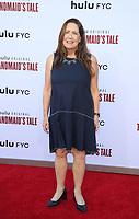 "6 August 2019 - Westwood, California - Ann Dowd. Hulu's ""The Handmaid's Tale"" Celebrates Season 3 Finale held at Regency Village Theatre.   <br /> CAP/ADM/FS<br /> ©FS/ADM/Capital Pictures"
