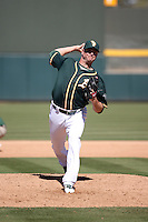Ryan Madson - Oakland Athletics 2016 spring training (Bill Mitchell)