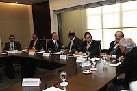 SAO PAULO,  26 DE JUNHO DE 2012. REUNIAO DO COMITE ORGANIZADOR DAS OLIMPIADAS 2016. . O comitê organizador das Olimpíadas 2016, representado por Carlos Artur Nuzman, durante  reunião na FiESP para apresentação de oportunidades de negócios. FOTO: ADRIANA SPACA - BRAZIL PHOTO PRESS