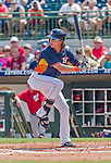 20 March 2015: Houston Astros outfielder Colby Rasmus in Spring Training action against the Washington Nationals at Osceola County Stadium in Kissimmee, Florida. The Astros fell to the Nationals 7-5 in Grapefruit League play. Mandatory Credit: Ed Wolfstein Photo *** RAW (NEF) Image File Available ***