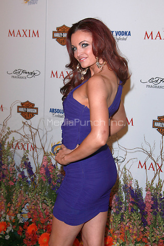 Maria Kanellis at the 11th Annual Maxim Hot 100 Party at Paramount Studios in Los Angeles, California. May 19, 2010.Credit: Dennis Van Tine/MediaPunch