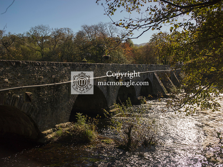 Beaufort Bridge over the River Laune  Killarney..Picture by Don MacMonagle