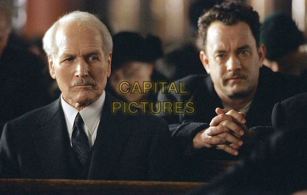 Paul Newman & Tom Hanks.in Prison Break (Season 4).*Filmstill - Editorial Use Only*.CAP/PLF.Supplied by Capital Pictures.