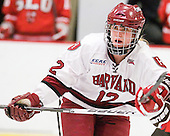 Ashley Wheeler (Harvard - 12) - The Harvard University Crimson defeated the St. Lawrence University Saints 8-3 (EN) to win their ECAC Quarterfinals on Saturday, February 26, 2011, at Bright Hockey Center in Cambridge, Massachusetts.