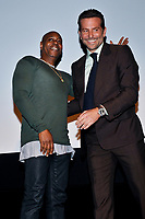 09 September 2018 - Toronto, Ontario, Canada -  Bradley Cooper, Dave Chapelle. &quot;A Star Is Born'&quot; Press Conference during 2018 Toronto International Film Festival at Roy Thomson Hall. <br /> CAP/ADM/BPC<br /> &copy;BPC/ADM/Capital Pictures