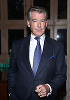 BEVERLY HILLS, CA - MAY 30: Pierce Brosnan, at Reception Honoring Massachusetts Senator Ed Markey Hosted by Keely &amp; Pierce Brosnan and Daphna Edwards Ziman at Private Residence in Beverly Hills, California on May 30, 2018. <br /> CAP/MPIFS<br /> &copy;MPIFS/Capital Pictures