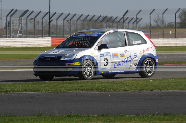 David Abbott - Daniels Motorsport Ford Fiesta ST