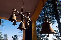 Indien, Himachal Pradesh, Shimla, Hanuman-Tempel auf dem Jacco-Hill