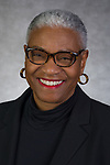 Dorothy Griggs, Executive Assistant, Office of Advancement, DePaul University, is pictured Feb. 19, 2019. (DePaul University/Jeff Carrion)