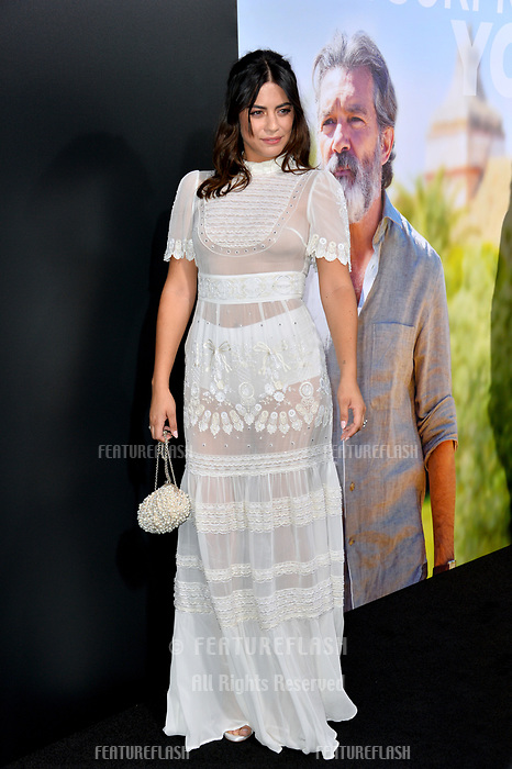 "LOS ANGELES, CA. September 13, 2018: Lorenza Izzo at the premiere for ""Life Itself"" at the Cinerama Dome.<br /> Picture: Paul Smith/Featureflash"