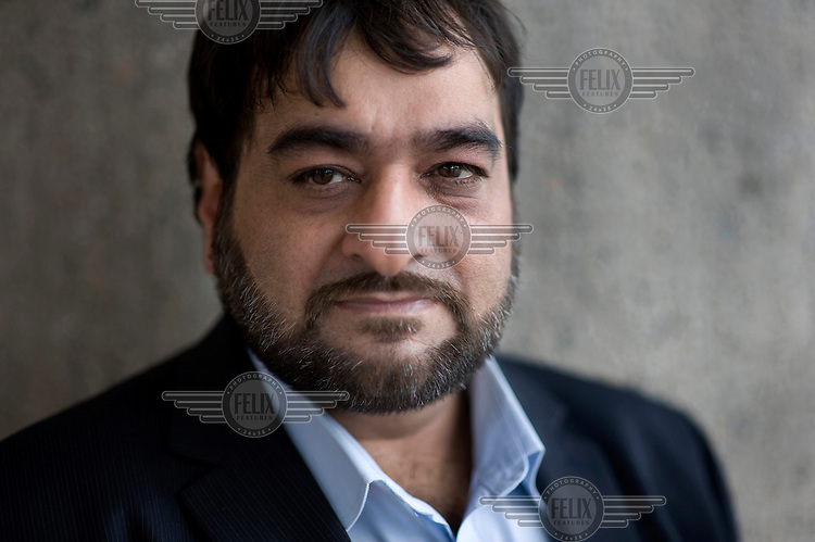 Hanif Qadir, projects and programmes director of the Active Change Foundation, ACF. The Active Change Foundation was established in 2003 and works with different cultural groups to try to prevent street violence and stop vulnerable young men being influenced by extremist ideology.