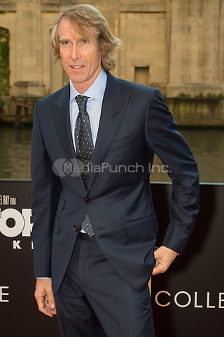 """CHICAGO, IL - JUNE 20: Director and Executive Producer Michael Bay at the U.S. Premiere of Michael Bay's """"Transformers: The Last Knight"""" at the Civic Opera House in Chicago, Illinois on June 20, 2017: Credit: Cindy Barrymore/MediaPunch"""