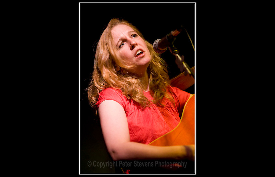 Tift Merritt - Clayton-le-Woods, Lancashire - 17th May 2008