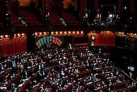Roma, 6 Febbraio 2014<br /> Camera dei Deputati - Voto sul decreto legge 'Svuota carceri'