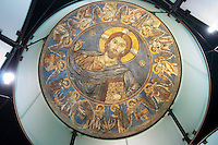Frescoes in the Byzantine Fresco Chapel removed and returned to Holy Archbisphoric of Cyprus