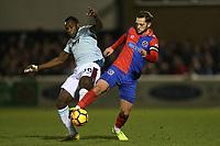 Dagenham & Redbridge vs West Ham United 21-03-18