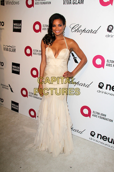 WEST HOLLYWOOD, CA - March 02: Rochelle Aytes at the 22nd Annual Elton John AIDS Foundation Oscar Viewing Party, Private Location, West Hollywood,  March 02, 2014.  <br /> CAP/MPI/JO<br /> &copy;Janice Ogata/MediaPunch/Capital Pictures