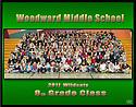 2010-2011 Woodward Middle School