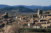 Europe/France/Languedoc-Roussillon/11/Aude/Lagrasse: Le village et l'abbaye