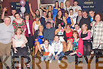 Birthday Wishes - Lynda O'Sullivan from Lisaniska, Kilmorna, seated centre having a ball with friends and family at her 21st birthday party held in Lowe's Bar, Ballyduff on Saturday night.......................................................................................................................................................................................................................................................................................................... ............