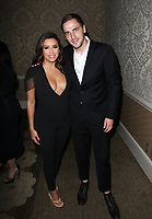 BEVERLY HILLS, CA - OCTOBER 12: ***HOUSE COVERAGE***  Eva Longoria and Kendall Schmidt at the Eva Longoria Foundation Gala at The Four Seasons Beverly Hills in Beverly Hills, California on October 12, 2017. Credit: Faye Sadou/MediaPunch