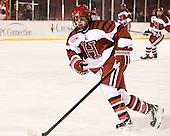 Colin Blackwell (Harvard - 63) - The Union College Dutchmen defeated the Harvard University Crimson 2-0 on Friday, January 13, 2011, at Fenway Park in Boston, Massachusetts.