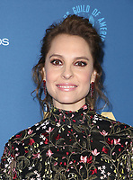 LOS ANGELES, CA - FEBRUARY 2: Marina de Tavira at the 71st Annual DGA Awards at the Hollywood &amp; Highland Center's Ray Dolby Ballroom  in Los Angeles, California on February 2, 2019. <br /> CAP/MPIFS<br /> &copy;MPIFS/Capital Pictures