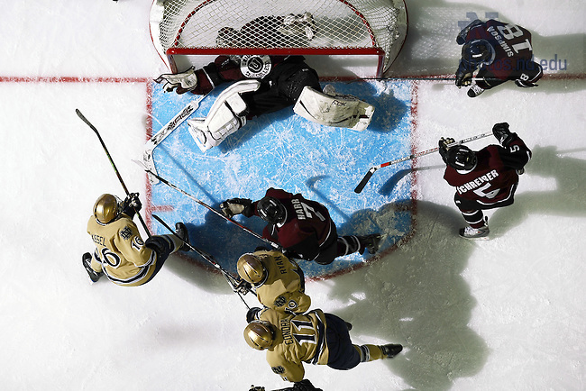 ND Hockey 2008-09, for ND Magazine Stillpoint