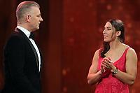 Rainer Maria Salzgeber & Wendy Holdener - Credit Suisse Sports Awards 2018