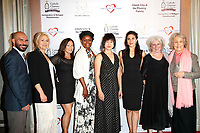 BURBANK - APR 27: The New Colossus, Cast at the Faith, Hope and Charity Gala hosted by Catholic Charities of Los Angeles at De Luxe Banquet Hall on April 27, 2019 in Burbank, CA