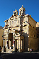 General view of the Chapel of Italy, St John's Co-Cathedral, 1571-77, Valletta, Malta, pictured on June 7, 2008, in the afternoon. The Republic of Malta consists of seven islands in the Mediterranean Sea of which Malta, Gozo and Comino have been inhabited since c.5,200 BC. Nine of Malta's important historical monuments are UNESCO World Heritage Sites, including  the capital city, Valletta, also known as the Fortress City. Built in the late 16th century and mainly Baroque in style it is named after its founder Jean Parisot de Valette (c.1494-1568), Grand Master of the Order of St John. Designed by Girolamo Cassar after the Great Siege of 1565, the cathedral houses chapels for the 8 langues, or sections, of the Knights of St John. The Italian Chapel is dedicated to St Catherine. Picture by Manuel Cohen.
