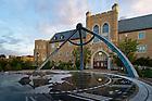 Aug. 20, 2012; Jordan Hall of Science..Photo by Matt Cashore/University of Notre Dame