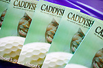 "Edward Wanambwa's book ""Stories from the Caddyshack The Untold Stories of Golf's Forgotten Heroes"" is on display on a table at the Augusta Municipal Golf Course, ""The Patch,"" as part of the African American Golfers Tournament in Augusta, Georgia April 7, 2010."