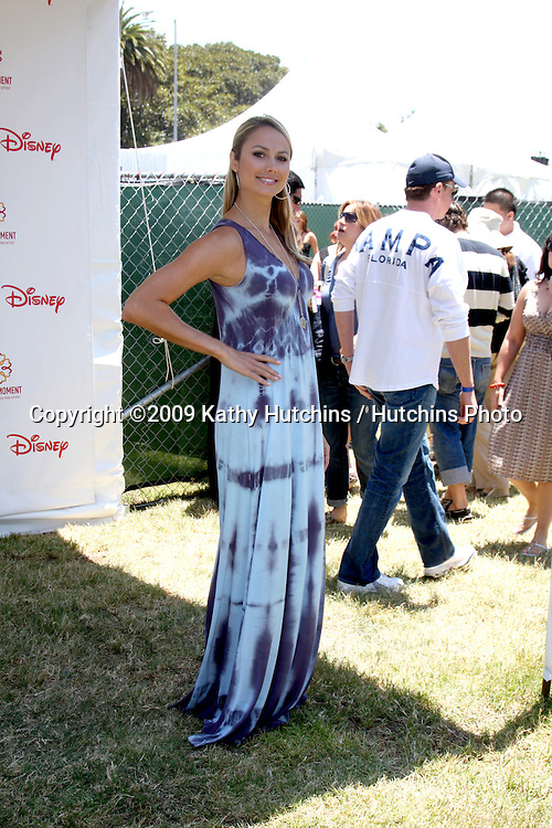 "Stacy Keibler    arriving at ""A Time For Heroes Celebrity Carnival"" benefiting the Elizabeth Glaser Pediatrics AIDS Foundation at the Wadsworth Theater Grounds in Westwood , CA on June 7, 2009 .©2009 Kathy Hutchins / Hutchins Photo.."